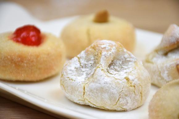 Pasta di mandorle