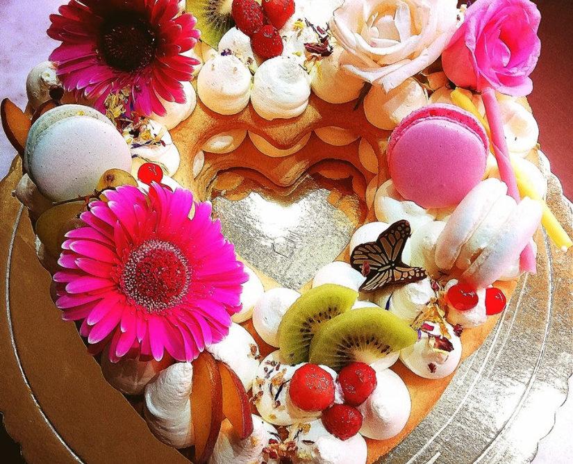 Cream tart